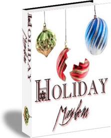 Ebook cover: Holiday Mayhem