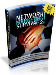 Ebook cover: Network Marketing Survival 2