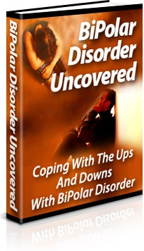 Ebook cover: Bipolar Disorder Uncovered