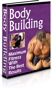 Ebook cover: Body Building - Body Building Secrets Revealed