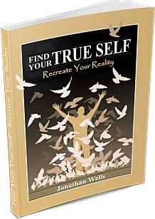 Ebook cover: Find Your TRUE SELF
