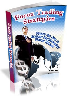 Ebook cover: Forex Trading Strategies