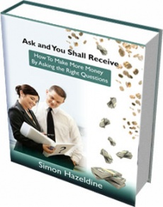 Ebook cover: Ask & You Shall Receive