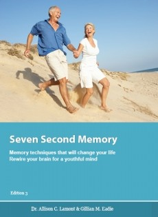 Ebook cover: Seven Second Memory