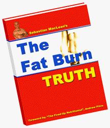Ebook cover: The Fat Burn Truth
