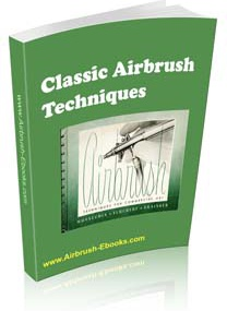 Ebook cover: Classic Airbrush Techniques