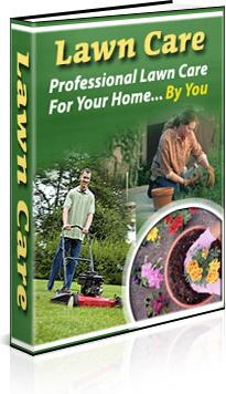 Ebook cover: Lawn Care