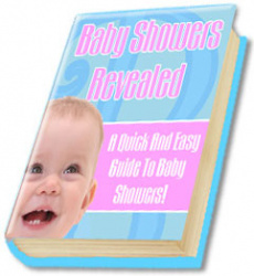 Ebook cover: Baby Showers Revealed
