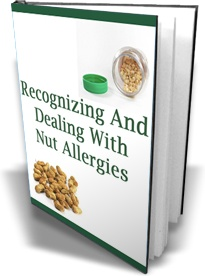 Ebook cover: Recognizing And Dealing With Nut Allergies