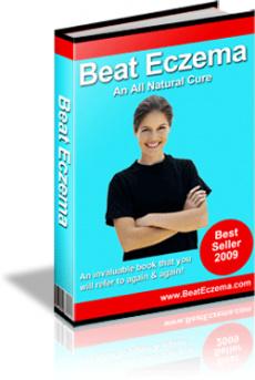 Ebook cover: Beat Eczema