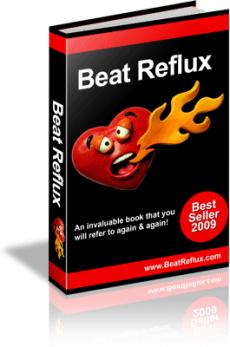 Ebook cover: Beat Reflux