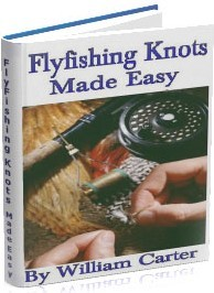 Ebook cover: Flyfishing Knots Made Easy