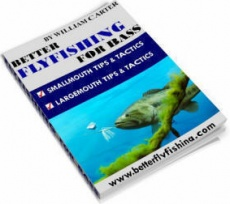Ebook cover: Better Flyfishing for Bass
