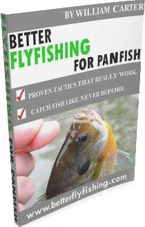 Ebook cover: Better Flyfishing for Panfish