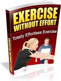 Ebook cover: Exercise Without Efforts