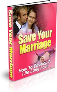 Ebook cover: Save Your Marriage