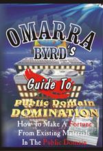 Ebook cover: Public Domain Domination