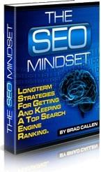 Ebook cover: The SEO MINDSET