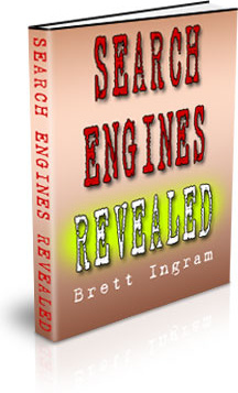 Ebook cover: Search Engines Revealed