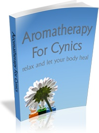 Ebook cover: Aromatherapy For Cynics