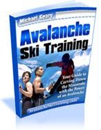 Ebook cover: Avalanche Ski Training