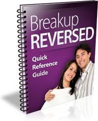 Ebook cover: Breakup Reversed