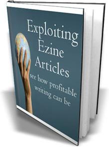 Ebook cover: Exploiting Ezine Articles