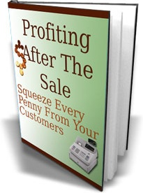 Ebook cover: Profiting After The Sale