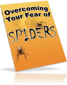 Ebook cover: Overcoming Your Fear of Spiders