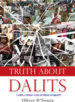 Ebook cover: Truth About Dalits, Caste System And Untouchability