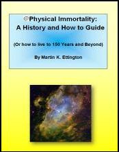 Ebook cover: Immortality: A History and How to Guide