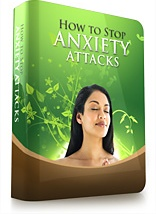 Ebook cover: How to Stop Anxiety Attacks