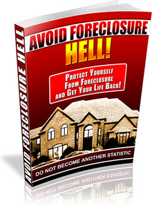 Ebook cover: Avoid Foreclosure Hell