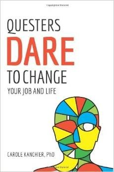 Ebook cover: DARE To Change Your Job and Your Life