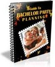 Ebook cover: Bachelor Party Planning
