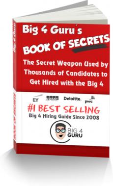 Ebook cover: Big 4 Guru's Book of Secrets