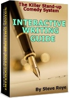 Ebook cover: The Interactive Writing Guide