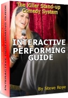 Ebook cover: The Interactive Performing Guide