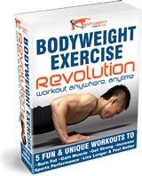 Ebook cover: Bodyweight Exercise Revolution