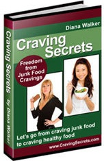 Ebook cover: Craving Secrets: Freedom from Junk Food Cravings