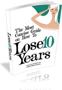 Ebook cover: Lose 10 Years