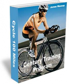 Ebook cover: Bicycle Century Training