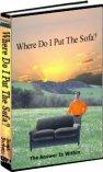 Ebook cover: Where Do I Put The Sofa?