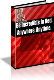 Ebook cover: Incredible In Bed