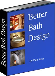 Ebook cover: Better Bath Design