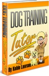 Ebook cover: Dog Training Tutor