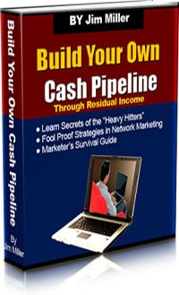 Ebook cover: Build Your Own Cash Pipeline