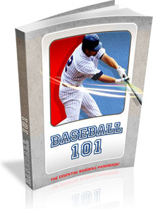 Ebook cover: Baseball 101