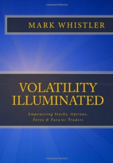 Ebook cover: Volatility Illuminated - Empowering Forex Traders Worldwide