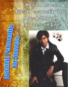 Ebook cover: Dynamic Personality for Success